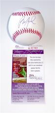 Billy Joel Piano Man Signed Major League Baseball Jsa Coa K42163