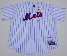 Billy Joel Piano Man Signed New York Mets Home White Jersey Psa Coa Ad48352