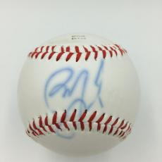 Billy Joel 'piano Man' Signed Official League Baseball