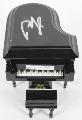Billy Joel Signed 4 Inch Mini Piano w/ Box Autographed BAS #D78004