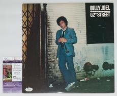 Billy Joel Signed 52nd Street Record Album Jsa Coa K42123