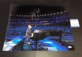 Billy Joel Signed 16x20 Photo Authentic Autograph Beckett Bas Coa 3 Piano Man