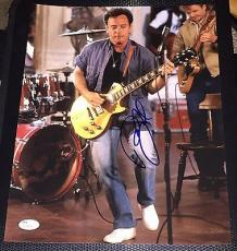 Billy Joel Signed Autograph Rare Image Classic Guitar New 11x14 Photo Jsa L74021