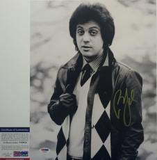 Billy Joel Signed Autographed 11x14 Photo *Piano Man *The Stranger PSA Certified