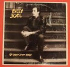 Billy Joel Signed Autographed An innocent Man LP Vinyl Record Album