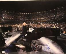 BILLY JOEL Signed Autographed Concert 16x20 Photo PSA/DNA #T53660