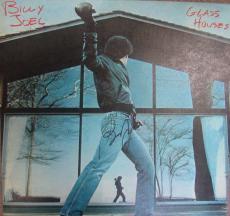 BILLY JOEL Signed autographed GLASS HOUSES Album w/ JSA COA