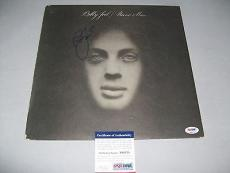 "BILLY JOEL signed autographed ""PIANO MAN"" LP RECORD PSA/DNA COA! BLUE SIGNATURE"