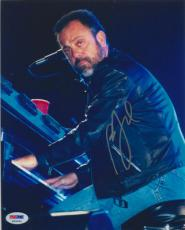 BILLY JOEL SIGNED AUTOGRAPHED PSA DNA #K25954 8x10 PHOTO PIANO MAN