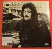 Billy Joel Signed Cold Spring Harbor Signed Autographed Record Album LP PSA COA