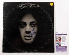 Billy Joel Signed LP Record Album Piano Man w/ JSA AUTO