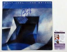 Billy Joel Signed LP Record Album The Bridge w/ JSA AUTO