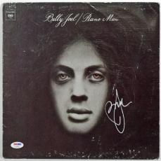 Billy Joel Signed Piano Man Album Cover Autographed PSA/DNA #AC48393