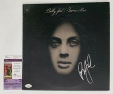 Billy Joel Signed Piano Man Record Album Jsa Coa K42124
