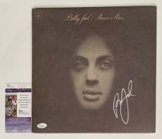 Billy Joel Signed Piano Man Record Album Jsa Coa L51823