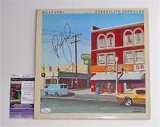 Billy Joel Signed Streetlife Serenade Record Album Jsa Coa K42301