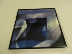 "Billy Joel Signed Framed ""the Bridge"" Lp Album Autographed"
