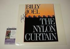 Billy Joel Signed The Nylon Curtain Vinyl Album Lp Jsa Coa K26254 Piano Man