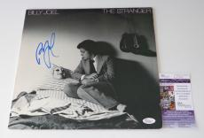 Billy Joel Signed The Stranger Record Album Jsa Coa L51822
