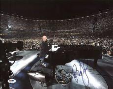 Billy Joel Singer/Songwriter Signed 11X14 Photo PSA/DNA #AB81465