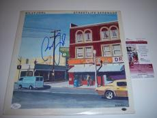Billy Joel Streetlife Serenade Jsa/coa Signed Lp Record Album