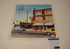 "Billy Joel ""streetlife Serenade"" Signed Record Album Lp Psa/dna U34004"