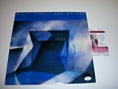 Billy Joel The Bridge Jsa/coa Signed Lp Record Album