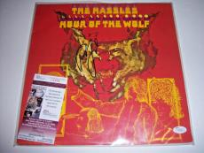 Billy Joel The Hassles Hour Of The Wolf Jsa/coa Signed Lp Record Album