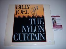 Billy Joel The Nylon Curtain Jsa/coa Signed Lp Record Album