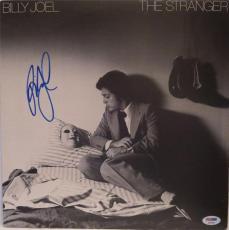 Billy Joel The Stranger Signed Autographed Album Psa/dna S16891