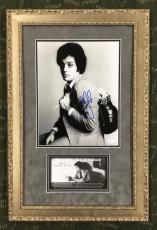 BILLY JOEL-The Stranger signed/autographed photo custom framed display-JSA COA
