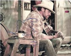 Billy Ray Cyrus Signed 8x10 Photo Authentic Autograph Country Miley Coa A