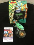 Billy West Futurama Signed Autograph RARE Loot Crate Planet Express Model Ship