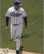 "Bud Black San Diego Padres Autographed 8"" x 10"" Walking Photograph"