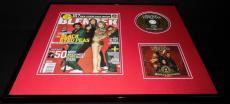 Black Eyed Peas 16x20 Framed 2006 Blender Magazine Cover  Monkey Business CD Set