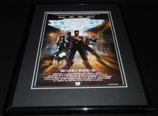 Black Eyed Peas 2006 Instant Def Framed 11x14 ORIGINAL Vintage Advertisement