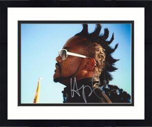 Black Eyed Peas APL.DE.AP Signed 8x10 Photo