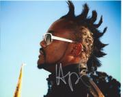 Black Eyed Peas APL.DE.AP Signed 8x10 Photo