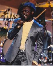 Black Eyed Peas Will I Am Signed - Autographed 8x10 Concert Photo - Guaranteed to pass PSA or JSA - Rapper/Actor