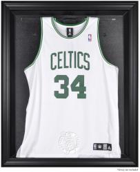 Boston Celtics Black Framed Team Logo Jersey Display Case
