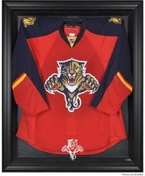 Florida Panthers Black Framed Logo Jersey Display Case - Mounted Memories