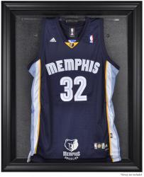 Memphis Grizzlies Black Framed Team Logo Jersey Display Case