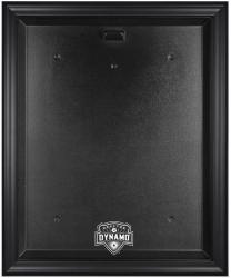 Black Framed (houston Dynamos) Logo Jersey Case