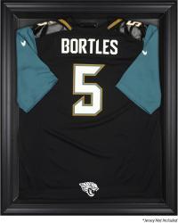 Jacksonville Jaguars Black Framed Jersey Display Case