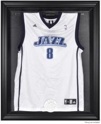 Utah Jazz Black Framed Team Logo Jersey Display Case