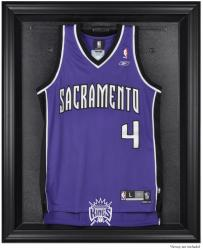 Sacramento Kings Black Framed Team Logo Jersey Display Case - Mounted Memories