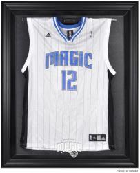 Orlando Magic Black Framed Team Logo Jersey Display Case