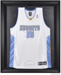 Denver Nuggets Black Framed Team Logo Jersey Display Case