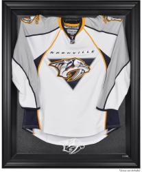 Nashville Predators Black Framed Logo Jersey Display Case