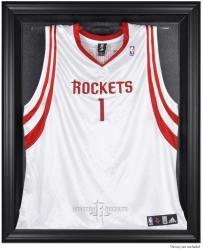 Houston Rockets Black Framed Team Logo Jersey Display Case